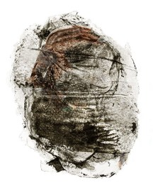 2018-Matière-grise (détail 5), 137 x 160 cm, dessin sur calque