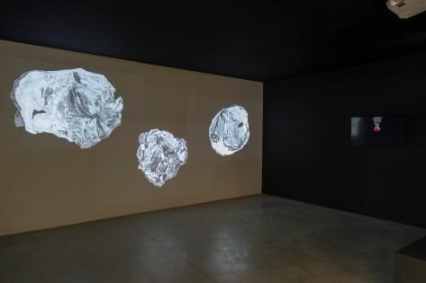 Exposition Biomorphisme à la Friche de la Belle de Mai à Marseille