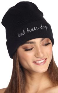 """Een """"bad hair day"""" is gewoon een slechte dag."""