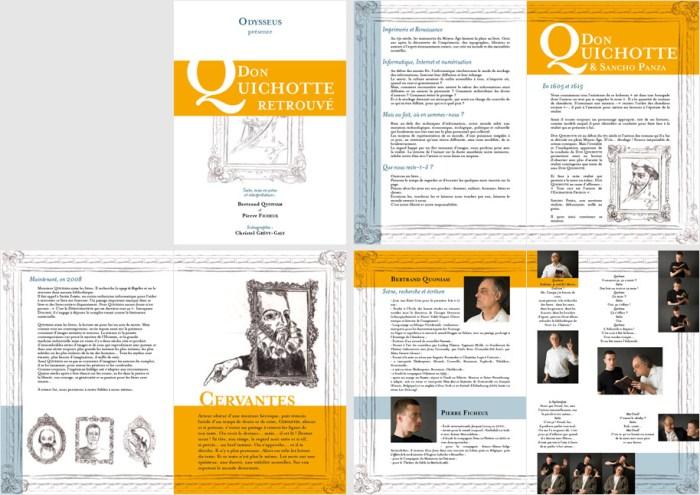 Don Quichotte Retrouvé dossier