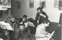 Benny Bailey, Charles Bellonzi, Philippe Petit- Petit Journal St-Michel Paris
