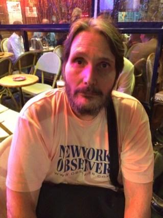 Steve Grossman - Paris 2014