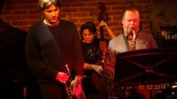 Sunside 2014 - Robin Mansanti, Bruce & I