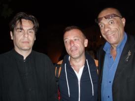 Calvi 2014; Marc Thomas, Benoit Demesmay