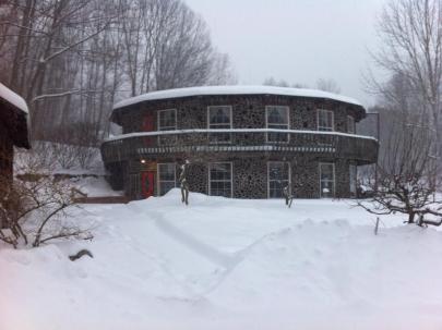 Pompanuck in Winter