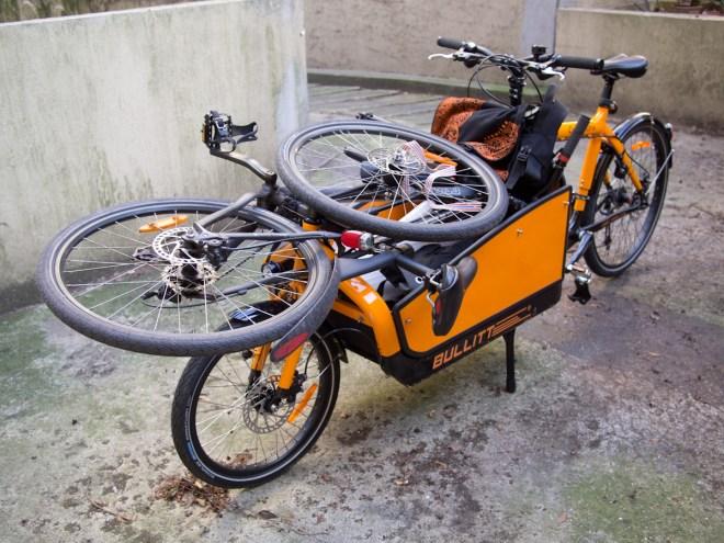 comment transporter un vélo