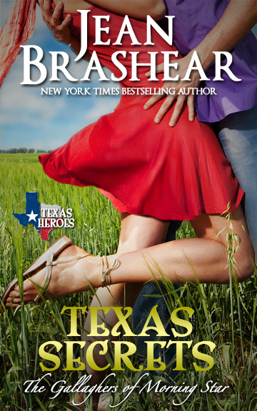 texas secrets morning star texas heroes romance SEAL chef cowboy romance jean brashear
