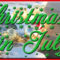 Christmas in July by Jean Brashear