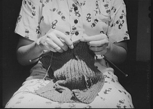 The Secret Life of Knitting by Jean Brashear