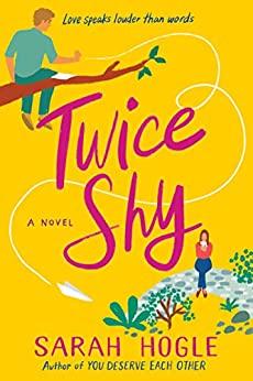 TWICE SHY by Sara Hogle by Jean Brashear