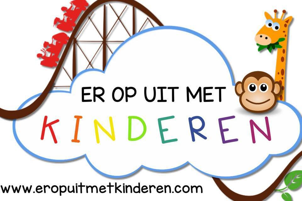 Website eropuit met kinderen