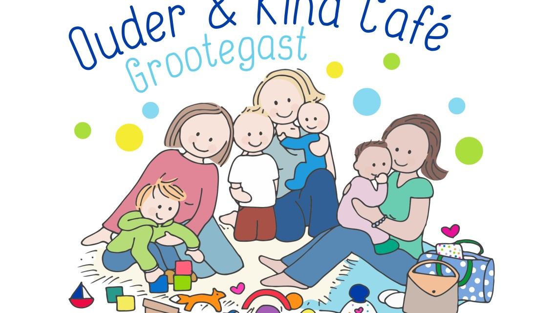 Nieuwe illustratie voor het Ouder en Kind café in Grootegast.