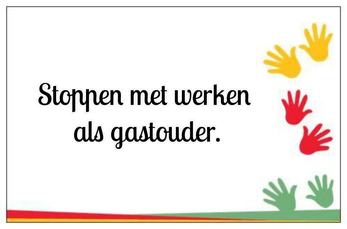 Ik stop als gastouder, waardoor er een vacature is ontstaan als gastouder in Niekerk/Oldekerk!