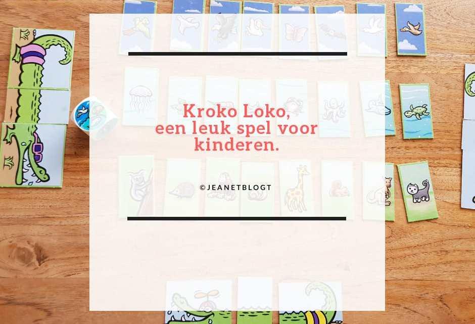 Kroko Loko, een leuk spel voor kinderen.