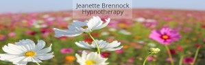 Jeanette Brennock Hypnotherapy banner