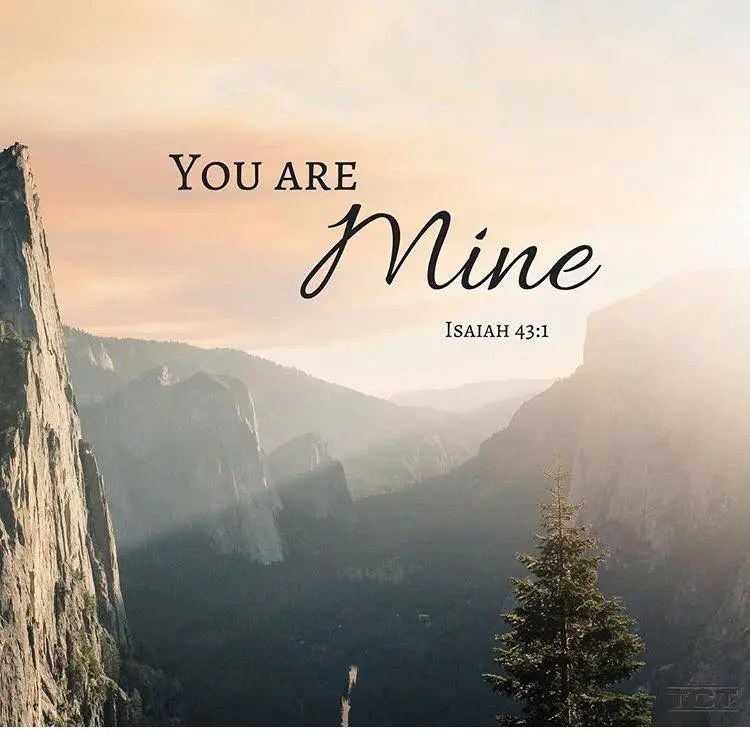 You Are Mine – Jeanette David