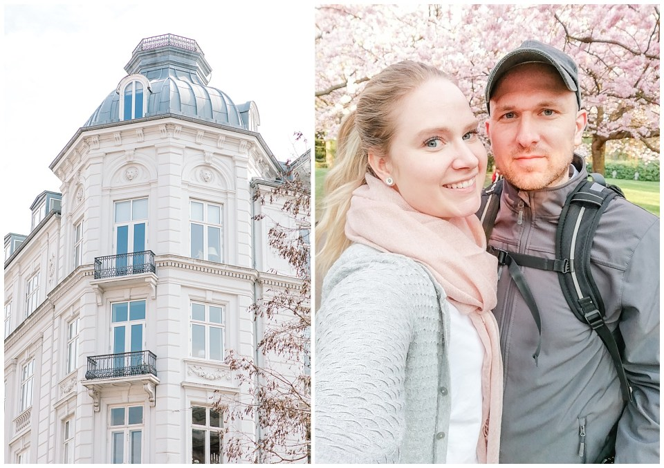 traveling copenhagen as a wedding photographer in spring 2019 at nyhavn