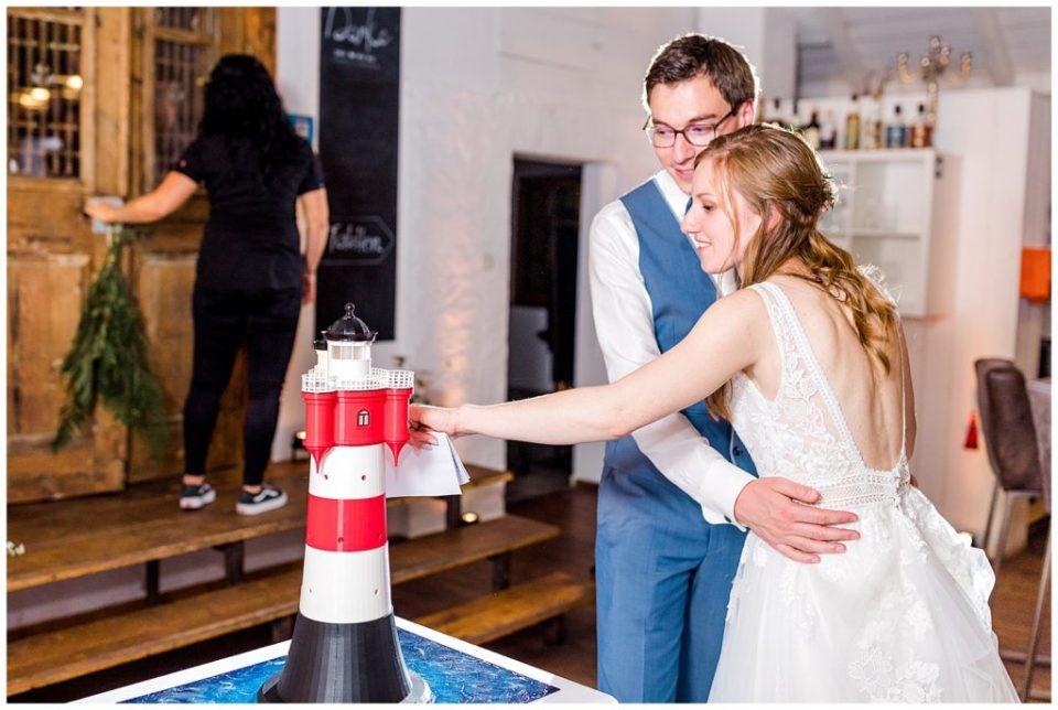bryllups reception til rustikt efterårsbryllup