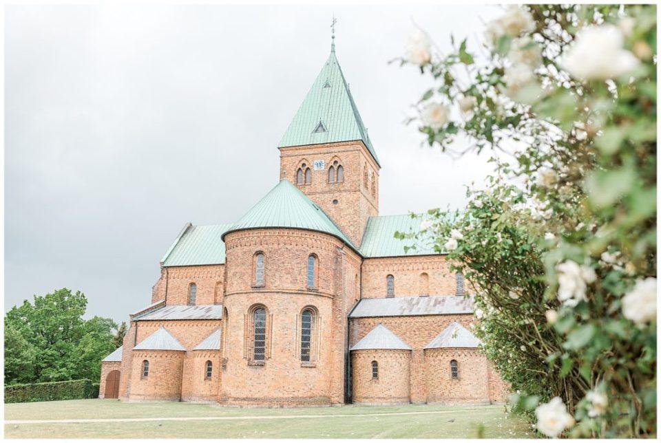 sct bendts kirke bryllup