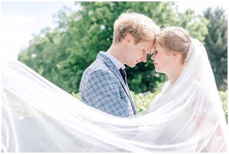 bryllupsbilleder af brudepar i københavn