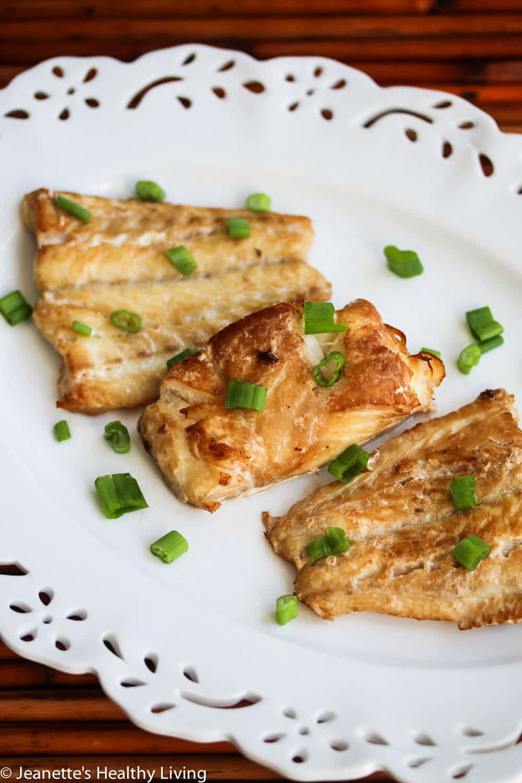 wok tea smoked fish