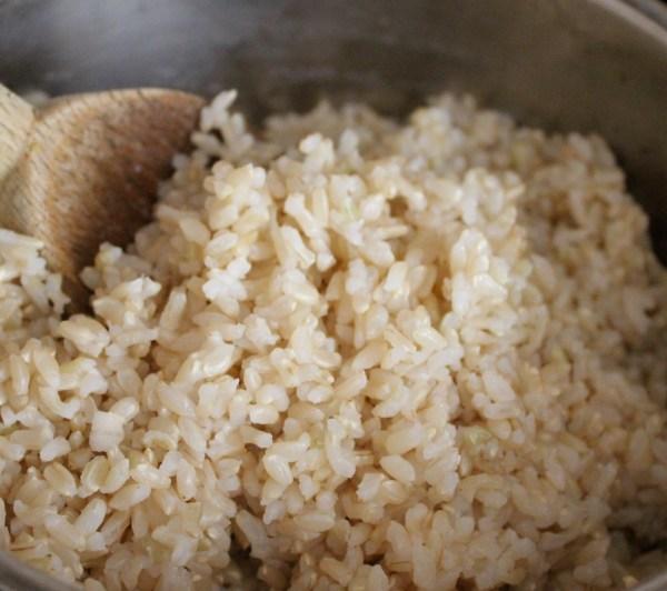 Brown Jasmine Rice Cooker