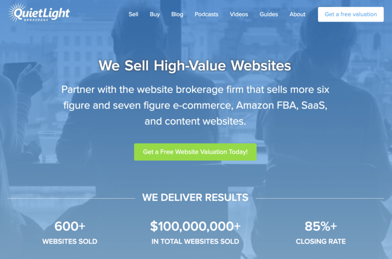 Where to Buy and Sell Websites - The Best Brokers and Marketplaces