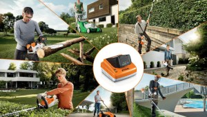Batteries STIHL