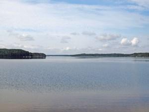 Pristine Whitefish Lake, Wascott WI