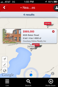 Whitefish Lake home for sale