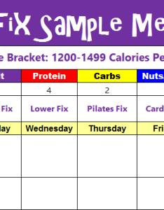 day fix meal plan sample calories also menus for  plans rh jeanieandjoan