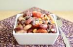 Summer Three Bean Salad
