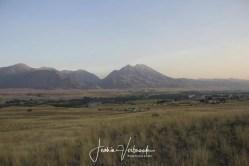 Scenic view Montana 2017