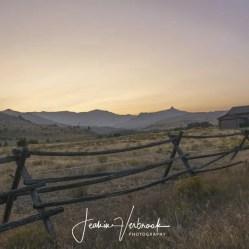 Farm view Montana 2017
