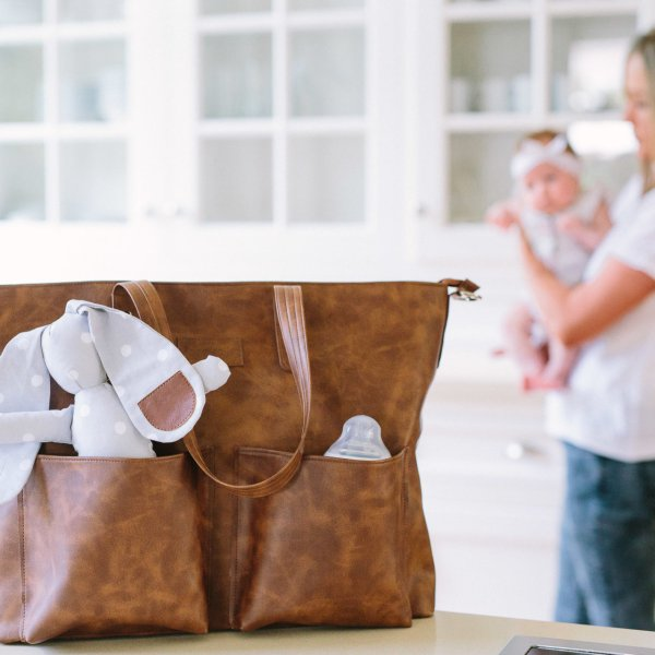 jeankelly quality leather baby bags & accessories