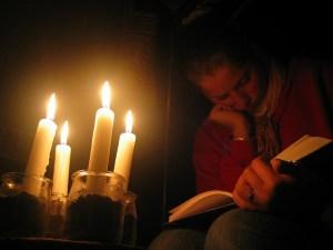 bougies livre