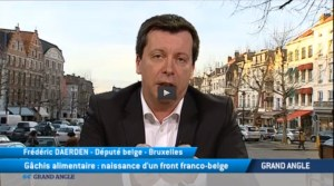 Invendus alimentaires Frederic Daerden sur TV5