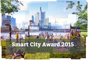 Belfius Smart City Award 2015