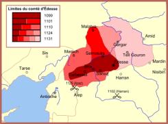 Comté d'Edesse 1098-1131