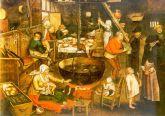 Les habitations au Moyen Âge
