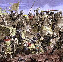 Bataille de Taillebourg 1242