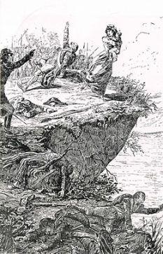 Bataille des Ponts de Cé 1793