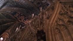 Sainte-Cécile, les volumes et les couleurs de la voute