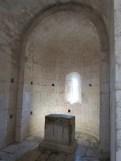 La crypte Saint-Benoît