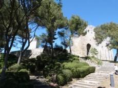 Le château de Beaucaire