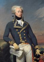 Joseph-Paul-Yves-Roch-Gilbert du Motier, marquis de La Fayette 1757-1834