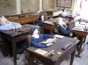 Salle de classe 1920