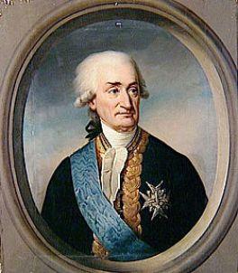 Luc Urbain du Bouëxic comte de Guichen