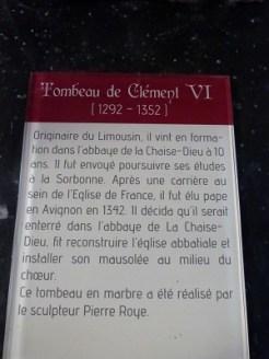 Tombeau de Clément VI