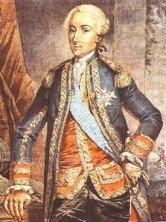Charles Henri Comte d'Estaing